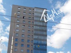 Мойка фасада в Минске