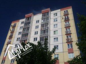 Ремонт фасада в Заславле