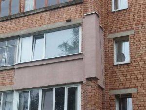 Утепление балкона в Минске по ул. Шоссейная