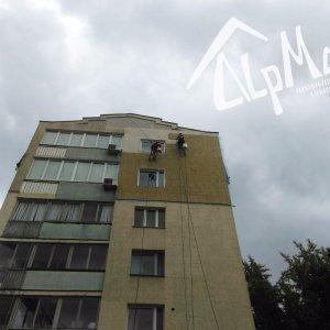 Утепление фасада квартиры минватой
