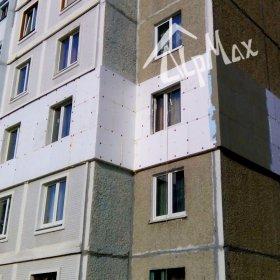 Утепление фасада пенопластом, цена