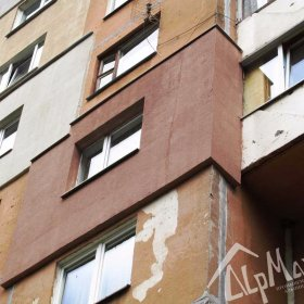 Утепление фасада квартиры снаружи